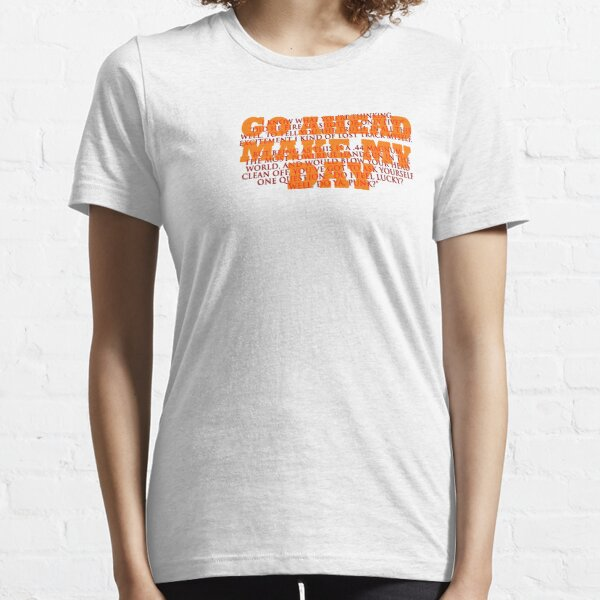 Dirty Harry Sudden Impact - Go Ahead Make My Day Essential T-Shirt