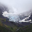Glacier view by zumi