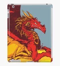 Ancient Red Dragon iPad Case/Skin