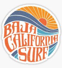 Pegatina Surf en Baja California