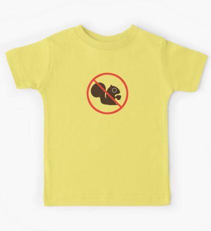 No Squirrels Kids Clothes