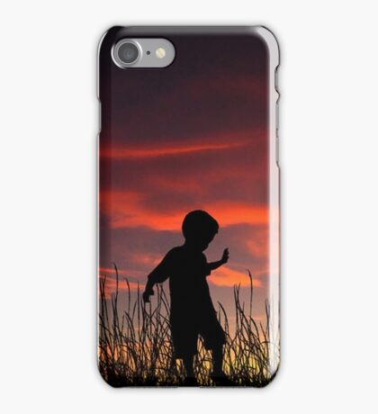 The Beginning of a Journey iPhone Case/Skin