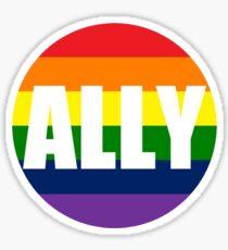 LGBT Ally Sticker