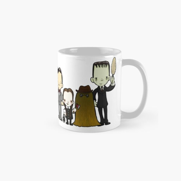 They're creepy and they're kooky Classic Mug