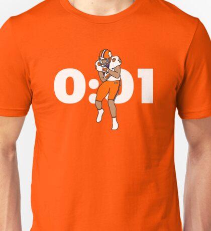 Clemson Game Winning Touchdown Unisex T-Shirt