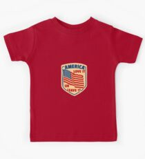 America Love it or Leave it Kids Clothes