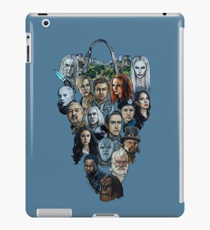 Defiance (Version 2) iPad Case/Skin