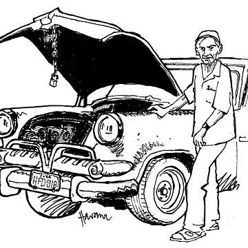 Havana mechanic by TigerFiSH