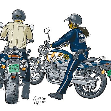 Caracas Coppers by TigerFiSH