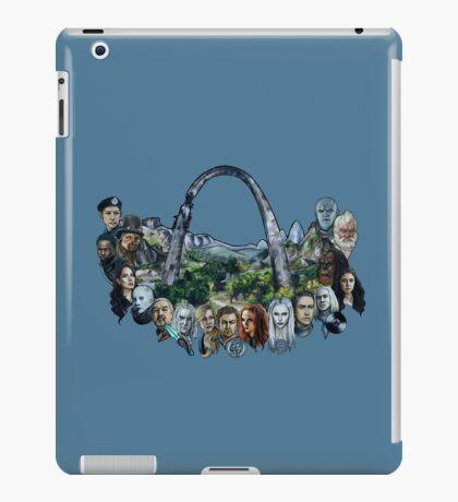 Defiance (Version 1) iPad Case/Skin
