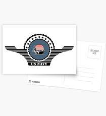 US Navy Postcards