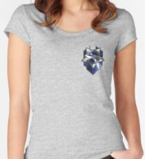 Forever Normandy Badge Women's Fitted Scoop T-Shirt