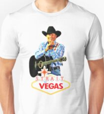 GEORGE STRAIT TO LAS VEGAS Unisex T-Shirt