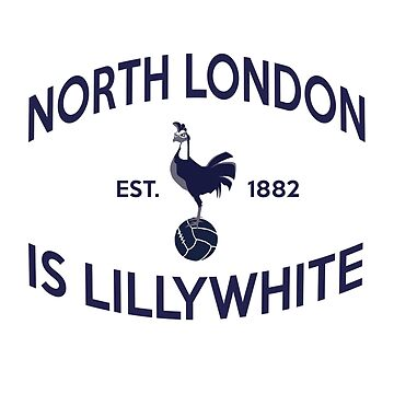 El norte de Londres es Lillywhite de elmindo
