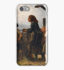 Carl Hübner, The Anticipation iPhone Case/Skin