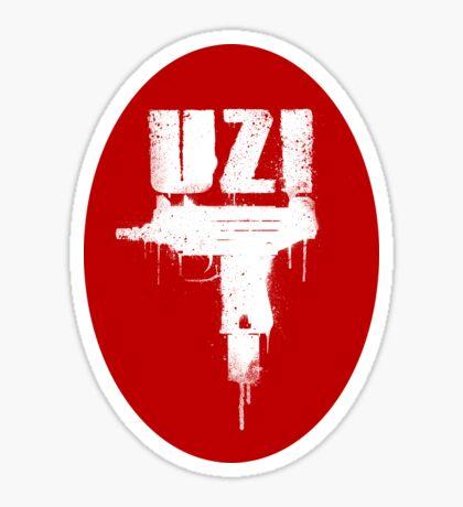 UZI -text- Sticker