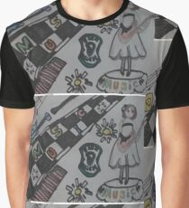 #music Graphic T-Shirt