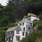 Terraced Houses by lezvee