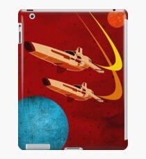 Galactica iPad Case/Skin