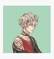 [Unknown] || Mystic Messenger Photographic Print