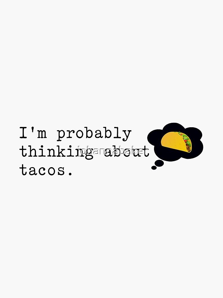 Taco by johannabaker