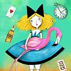 Alice in Wonderland by Gaia Marfurt