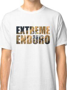 Extreme Enduro, Motocross Tee Shirt Classic T-Shirt