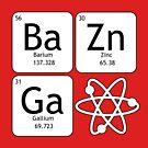 BaZinGa und Atom von JCDesignsUK