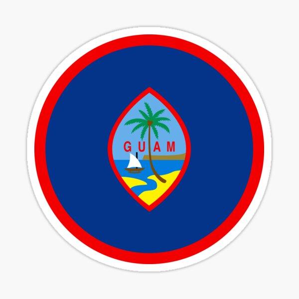Guam, Guåhån Sticker