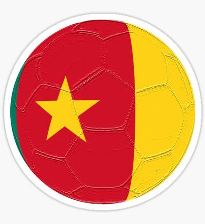 Cameroon Sticker