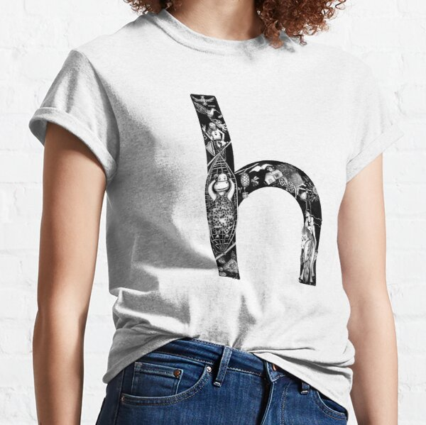 The letter 'h' Classic T-Shirt