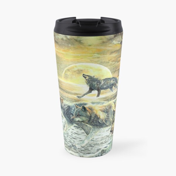 The beach pack Travel Mug