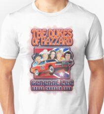 The Dukes Of Hazzard General Lee Dodge Unisex T-Shirt