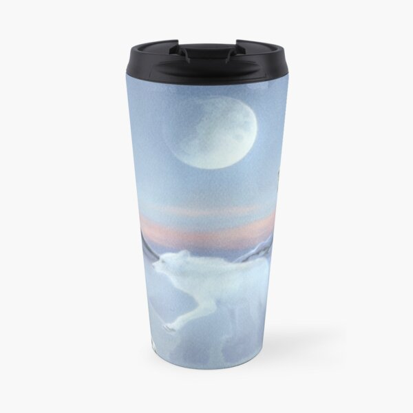 Calling long lost ghosts Travel Mug