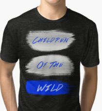 Steve Angello : Children Of The Wild Tri-blend T-Shirt