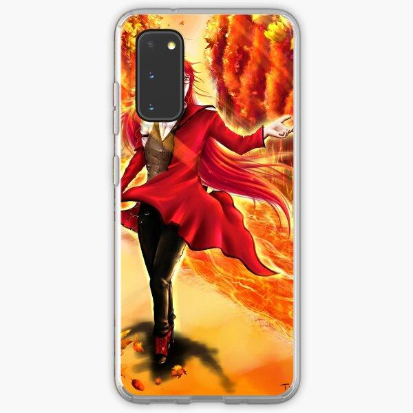 Grell Sutcliff/Kuroshitsuji Samsung Galaxy Soft Case