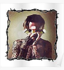 Scrim - $UICIDEBOY$ (SUICIDEBOYS) Poster