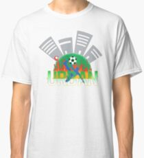 Urban Foot Ball Game Classic T-Shirt