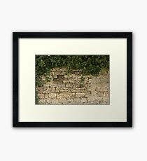 Romancing The Stone ©  Framed Print
