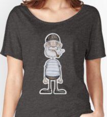 Ahoi Seemann - Aquarell  Katz & Tinte Women's Relaxed Fit T-Shirt