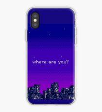 Vinilo o funda para iPhone ¿Dónde estás?