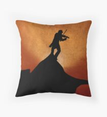 Fiddler on the Roof Throw Pillow