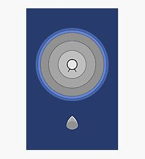 Back to the Future giant Speaker -minimalistic- Photographic Print
