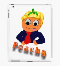 Blond Peachy iPad Case/Skin