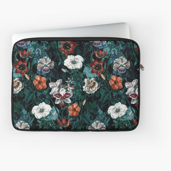 NIGHT FOREST XXI Laptop Sleeve