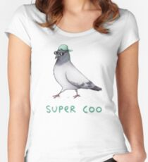 Super Coo Women's Fitted Scoop T-Shirt