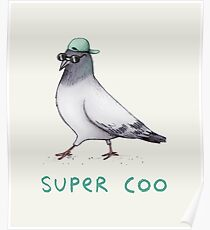 Super Coo Poster