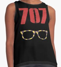707 , Mystic Messenger Collection Contrast Tank