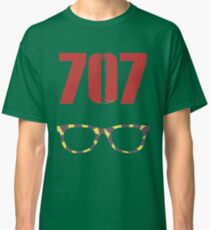 707 , Mystic Messenger Collection Classic T-Shirt