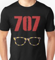 707 , Mystic Messenger Collection T-Shirt